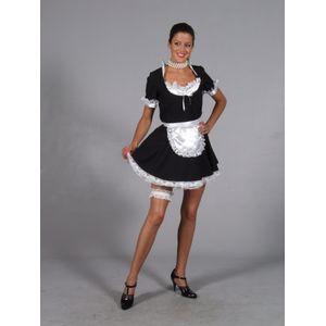 Allo Allo Waitress Maid Ex Hire Fancy Dress Costume Size XL