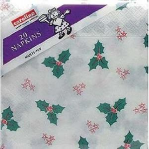 Christmas Napkins x 20
