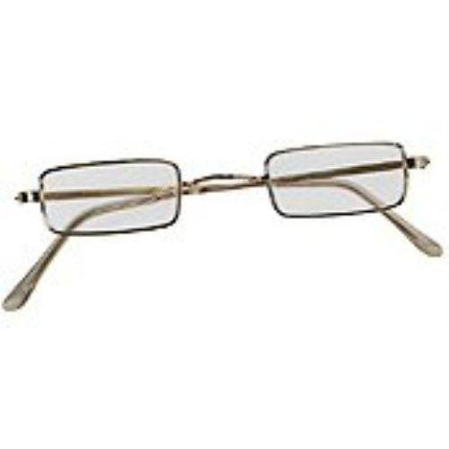 Square Frame Eyeglasses Fancy Dress Accesory
