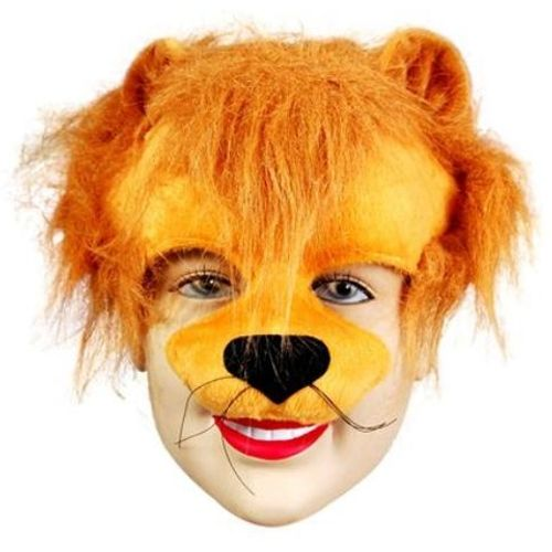 Fancy Dress Lion Mask Instant Animal Costume