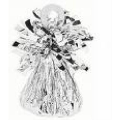 party decoration Outburst Balloon Weight Silver