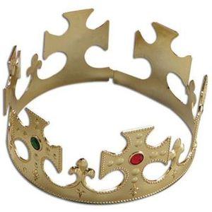 Adjustable King Crown (Gold)