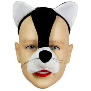 Noisy Cat Animal Mask On Headband