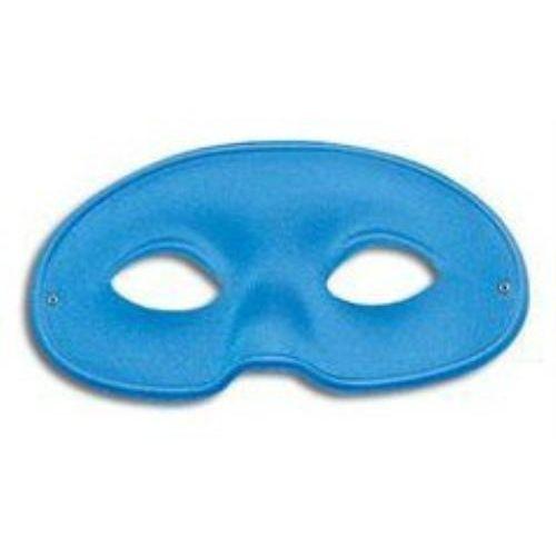 Gents Large Domino Blue Eye Mask