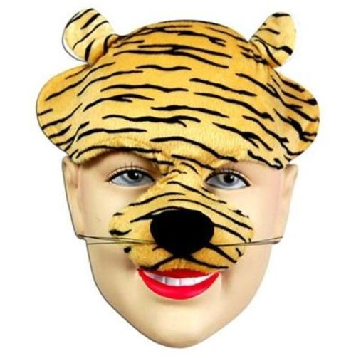 Fancy Dress Tiger Mask Instant Animal Costume