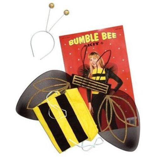 Bumble Bee Fancy Dress Costume Accessory Kit