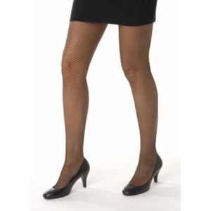 Extra Large Fishnet Tights (Black)