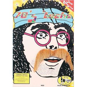 70s Moustache (Blonde)