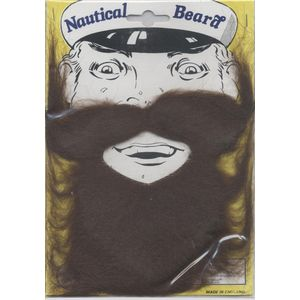 Nautical Beard (Brown)