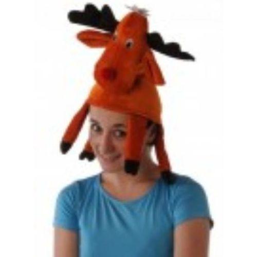 christmas Reindeer Hat fancy dress animal hat