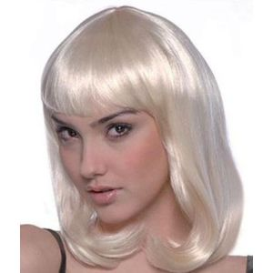 Cheerleader Wig (Blonde)