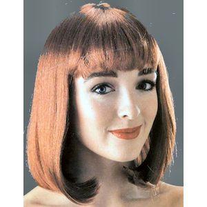 Cheerleader Wig (Auburn)