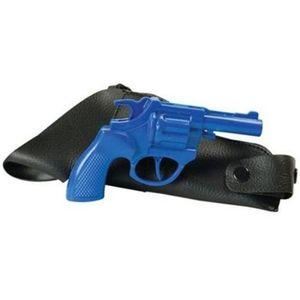 Gangster Shoulder Holster With Gun