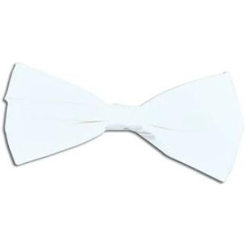 fancy dress Bow Tie White