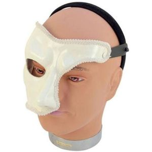 Phantom Of The Opera Mask On Headband