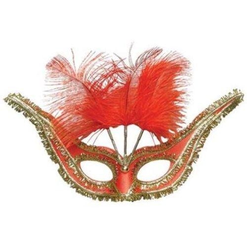 Domino Eye Mask Masked Ball Carnival Fancy Dress Accessory