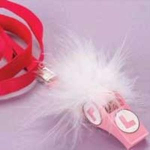 Hen Party Whistle (Pink)