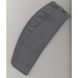 German Military Style Side Hat (Grey)