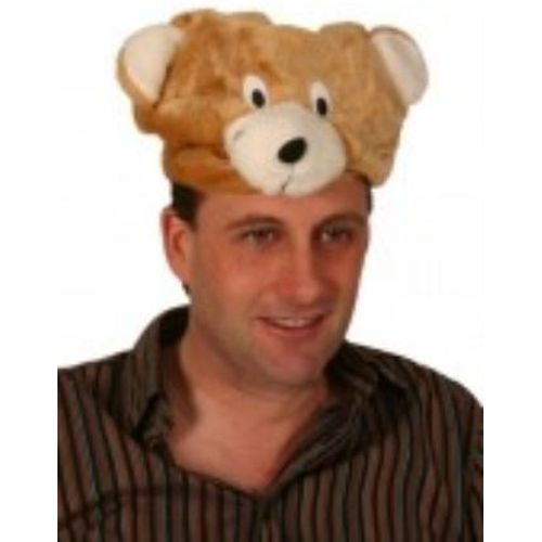 Fancy Dress Teddy Bear Animal Hat