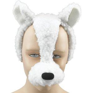 Noisy Lamb Animal Mask On Headband