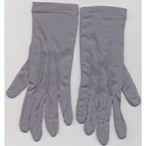 Nylon Gloves (Grey)