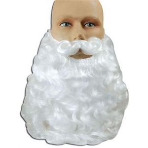 Father Christmas Beard (White)