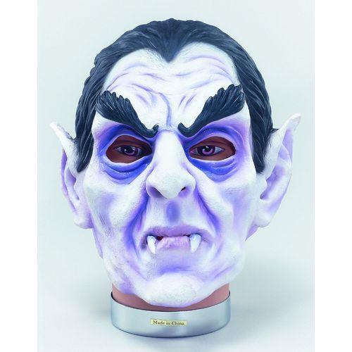 fancy dress and halloween  Dracula  horror Plastic face Mask