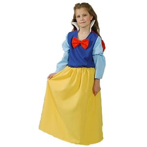 Childs Snow White Dress Age 8-10 Years