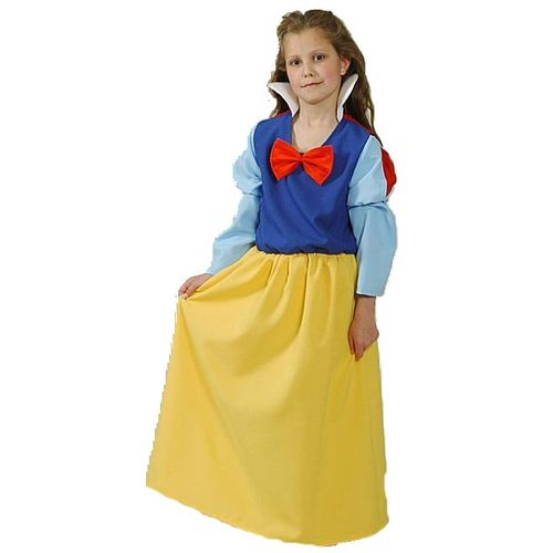 Fancy Dress Costume Child Girl Snow White Book CostumeAge 2-4 Years