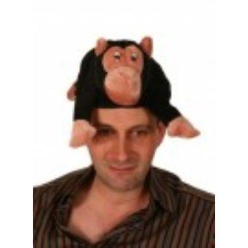 Fancy Dress Instant Monkey Hat Costume