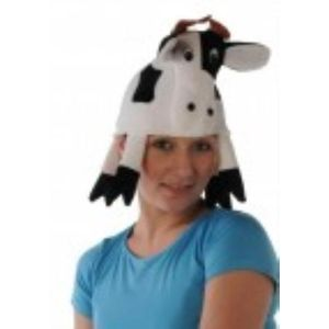 Cow Animal Hat