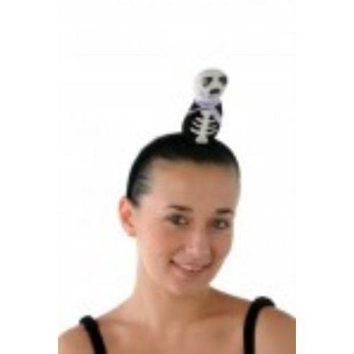 Fancy Dress Skeleton Halloween Headband Costume