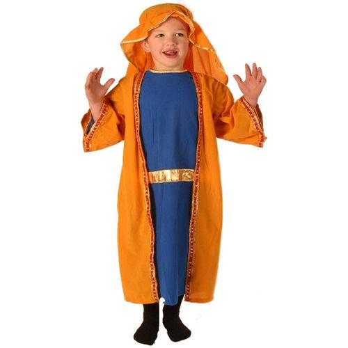 Nativity Joseph Childrens Fancy Dress CostumeAge 5-8 Years
