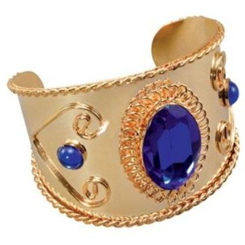 Egyptian Bangle Fancy Dress Costume Accessory