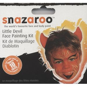 Little Devil Face Painting Kit