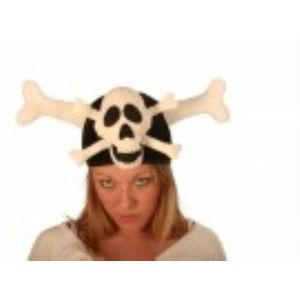 Skull & Cross Bone Hat