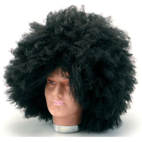 Jimmy Hendrix Style Jumbo Afro Fancy Dress Wig