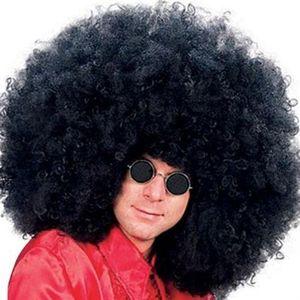 Jimmy Hendrix Style Super Jumbo Afro Wig