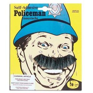 Policeman Moustache