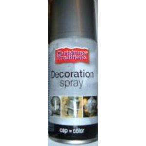 Craft Decoration Spray (Silver) 150ml