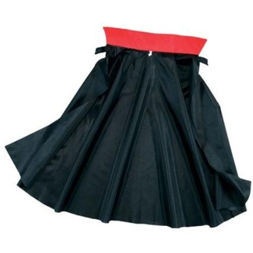 Childs Vampire Dracula Cape Halloween Fancy Dress Costume Accessory