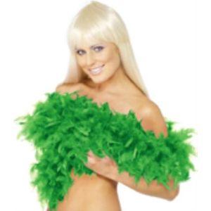 Feather Boa 200cm (Green)