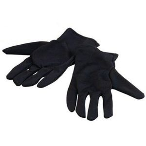 Nylon Gloves (Black)