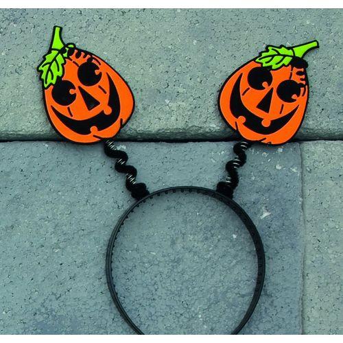 fancy dress halloween pumpkin Head Boppers