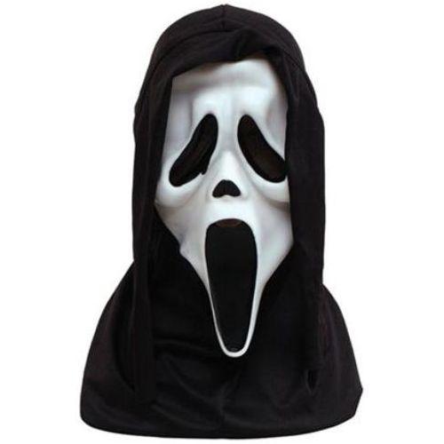 Scream 4 Mask Halloween Film Fancy Dress Accessory