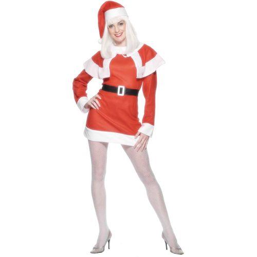 miss santa claus budget christmas fancy dress costume