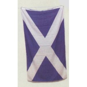 Scotland St. Andrews Cloth Flag With Eyelet 5 x 3