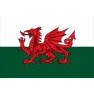 Welsh Cloth Flag