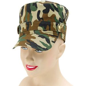 Camouflage Patterned Baseball Cap