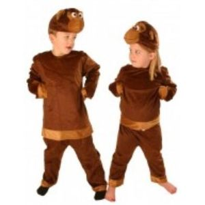Childs Monkey Suit Age 5-8 Years